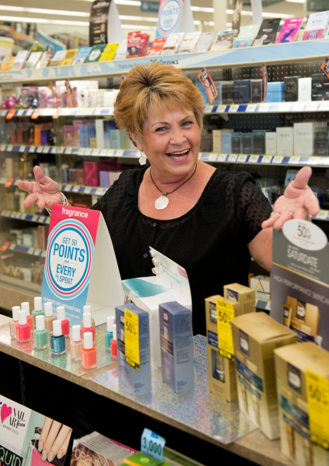 "Nancy Wesolowski is Mokena's ""Walgreen's Lady."""